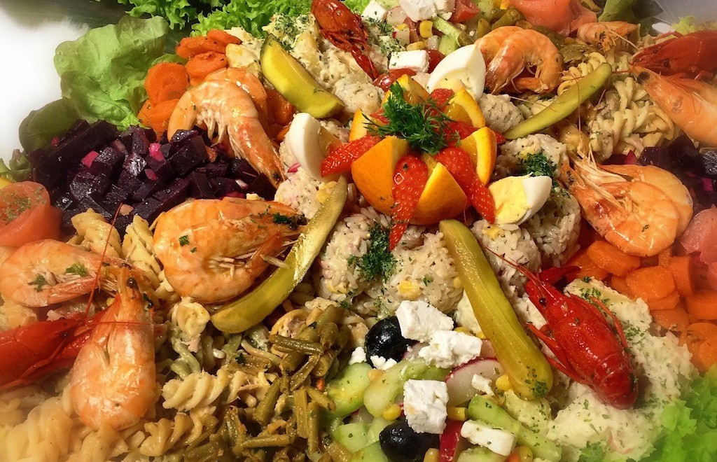 Salades Catering Walimat El Maghreb